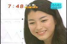 成海璃子 めざましテレビ(5)