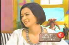 長谷川京子 王様のブランチ(2)