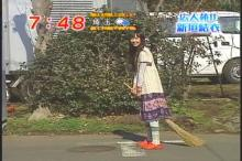 新垣結衣 めざましテレビ(5)