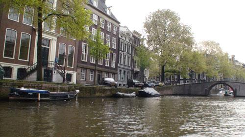 都市河川学会 オランダ