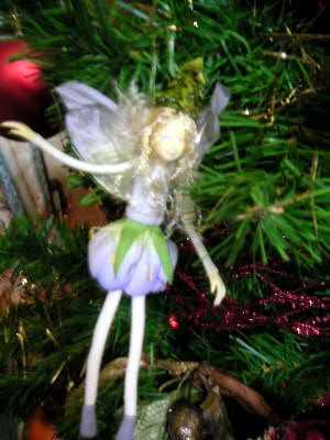 ツリーの天使