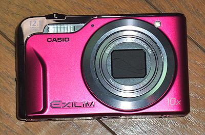 カシオ デジタルカメラ「エクシリム ハイズーム」〈EX-H10〉
