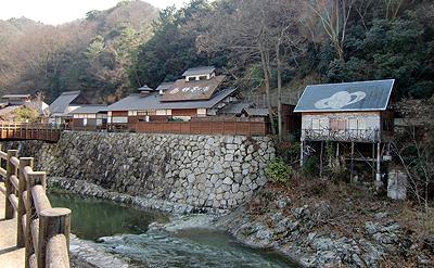 塩江温泉渓谷