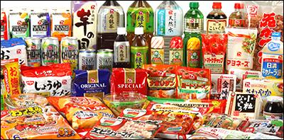 オリジナルブランドの商品群