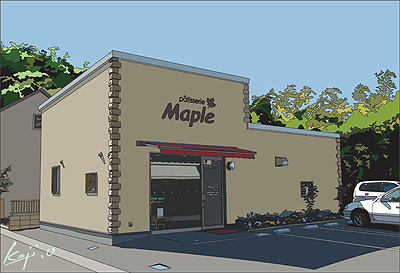 パティスリー メープル Maple