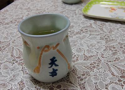 オリジナルの湯呑