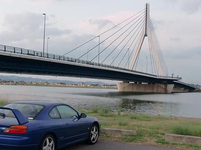 芦田川大橋とS15