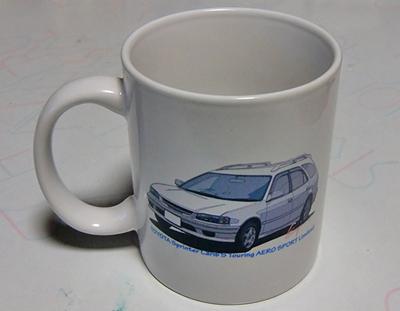 オリジナルマグカップ~カリブ~