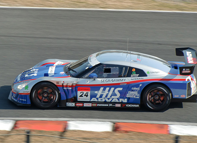 HIS ADVAN KONDO GT-R