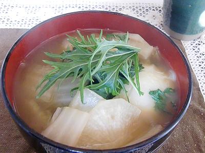 お雑煮2011