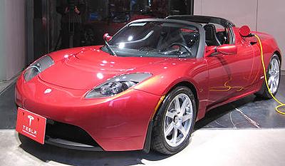 電気自動車(スポーツカー)