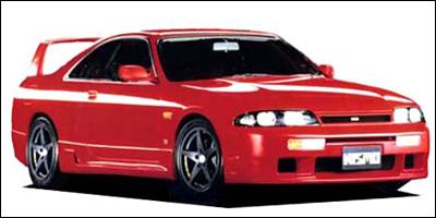 nismo R33スカイラインGTS-t タイプM デモカー