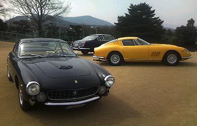 フェラーリ250&フェラーリ275