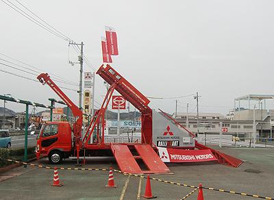 増岡浩 氏考案パジェロ運動性能チェックコース