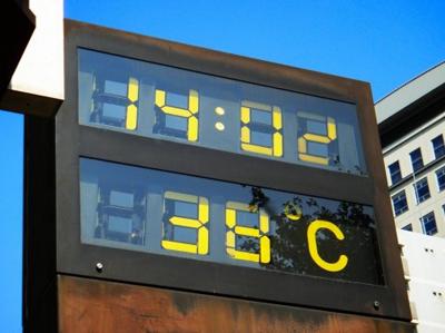 2010年夏最高気温日本一