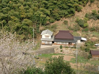 福泉坊から見る景色
