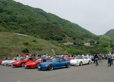 第3日曜日は瀬戸田シトラスパークに集まれ!第12回瀬戸田スポーツカークラブミーティング
