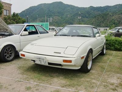 マツダ サバンナRX7
