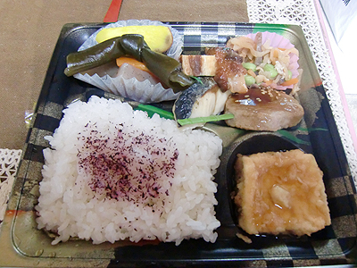 JIN-仁- 橘家のお弁当