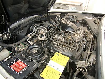 ベントレーターボRエンジン