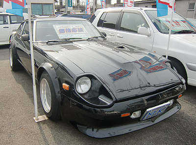 S130型(2代目)日産フェアレディZ