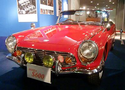 ホンダS600
