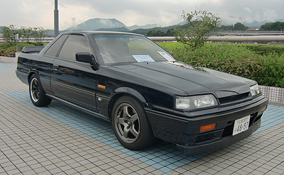 R31スカイラインGTS-R