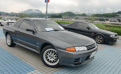 R32スカイラインGT-R