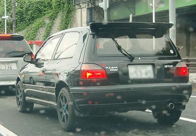 日産パルサーGTi-R