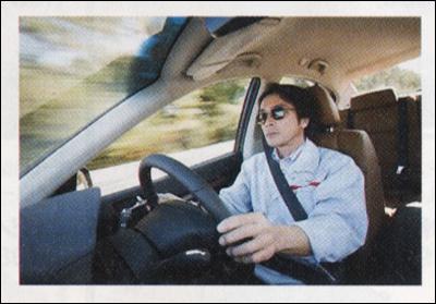 『現代の名工』日産自動車のテストドライバー加藤博義氏