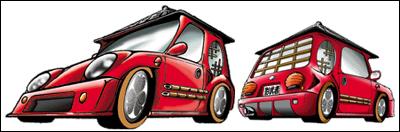 オリジナルカーデザイン