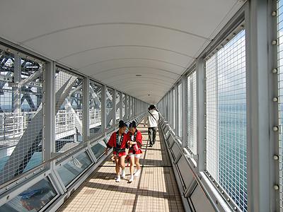 大鳴門橋遊歩道-渦の道
