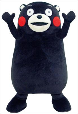 熊本のクマモン
