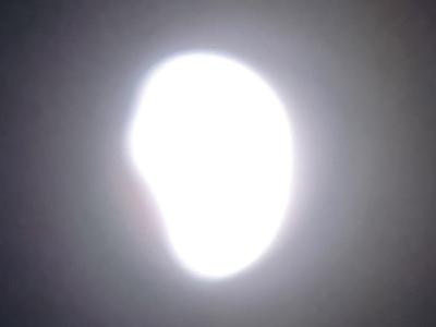 皆既月食PM21:00頃