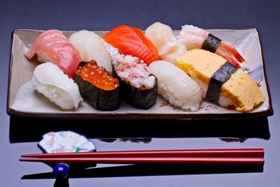 いい寿司屋は時価で1カン1,000円なんてザラ!