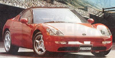 マツダ RX-01