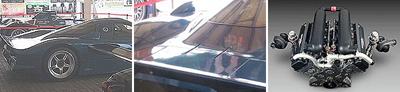 日産 R390GT1 ロードゴーイングバージョン