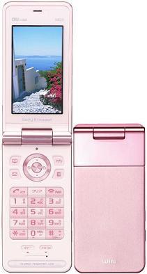 W62S Pink×Flower