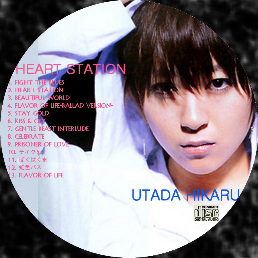 télécharger l'album utada hikaru heart station