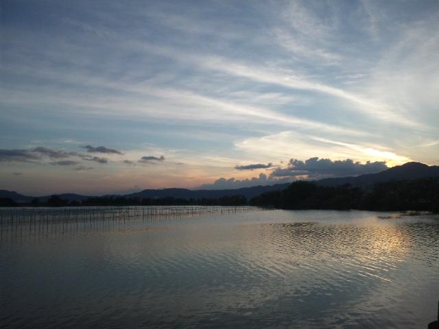 2010-9-1平湖夕景