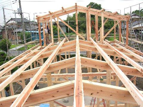 建て方母屋