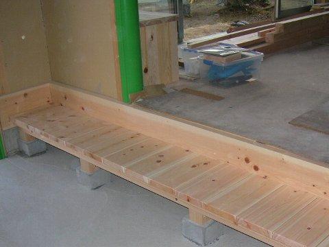 檜無垢式台