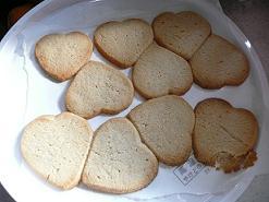 2度目のクッキー