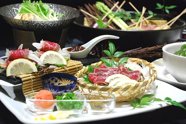 冬の料理写真イメージ