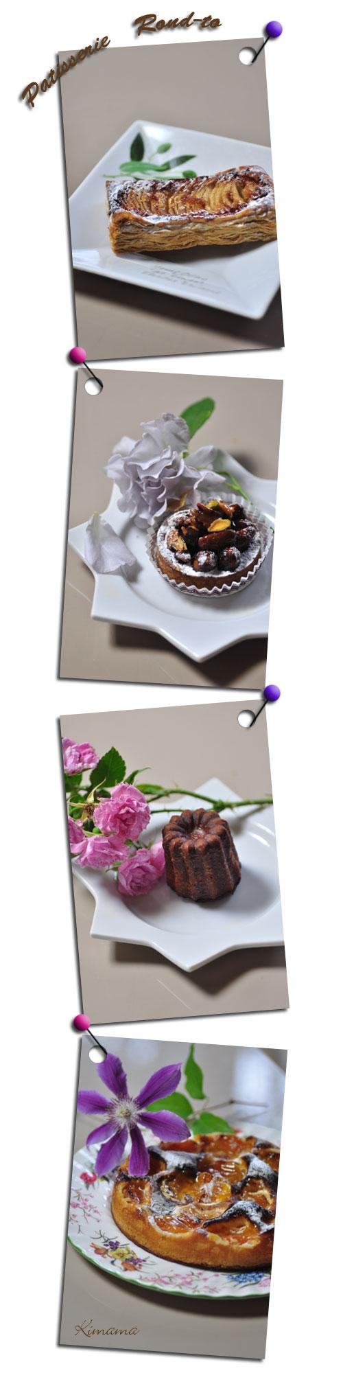 5月30日ロンドのケーキ