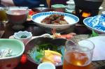 日の出館料理