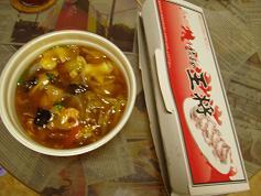 夕食20090710