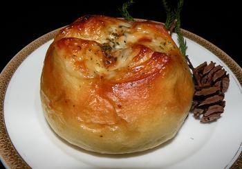 しいたけパン