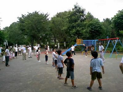 長崎三丁目ラジオ体操