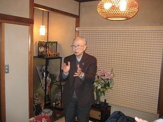 三友会の梅村会長さんも元気に参加されました